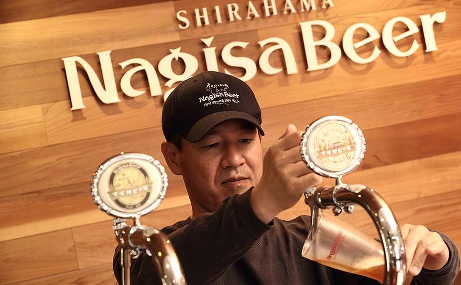 ナギサビール 3つのこだわり見出し画像
