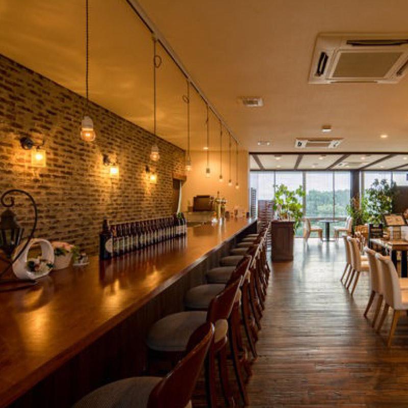 南紀白浜ナギサビール直営レストラン BARLEY